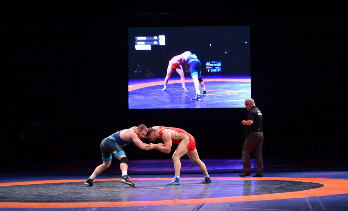 Во Владикавказе завершился Международный турнир по вольной борьбе «Аланы»