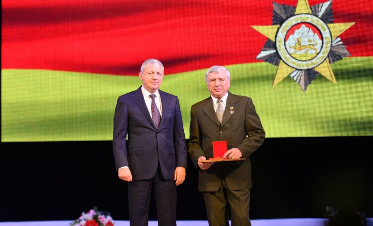 Николаю Бедухо присвоено звание «Герой труда Северной Осетии»